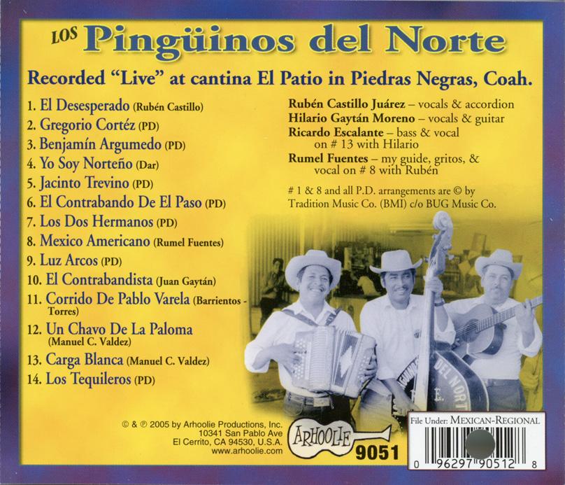 accordion notes for corridos