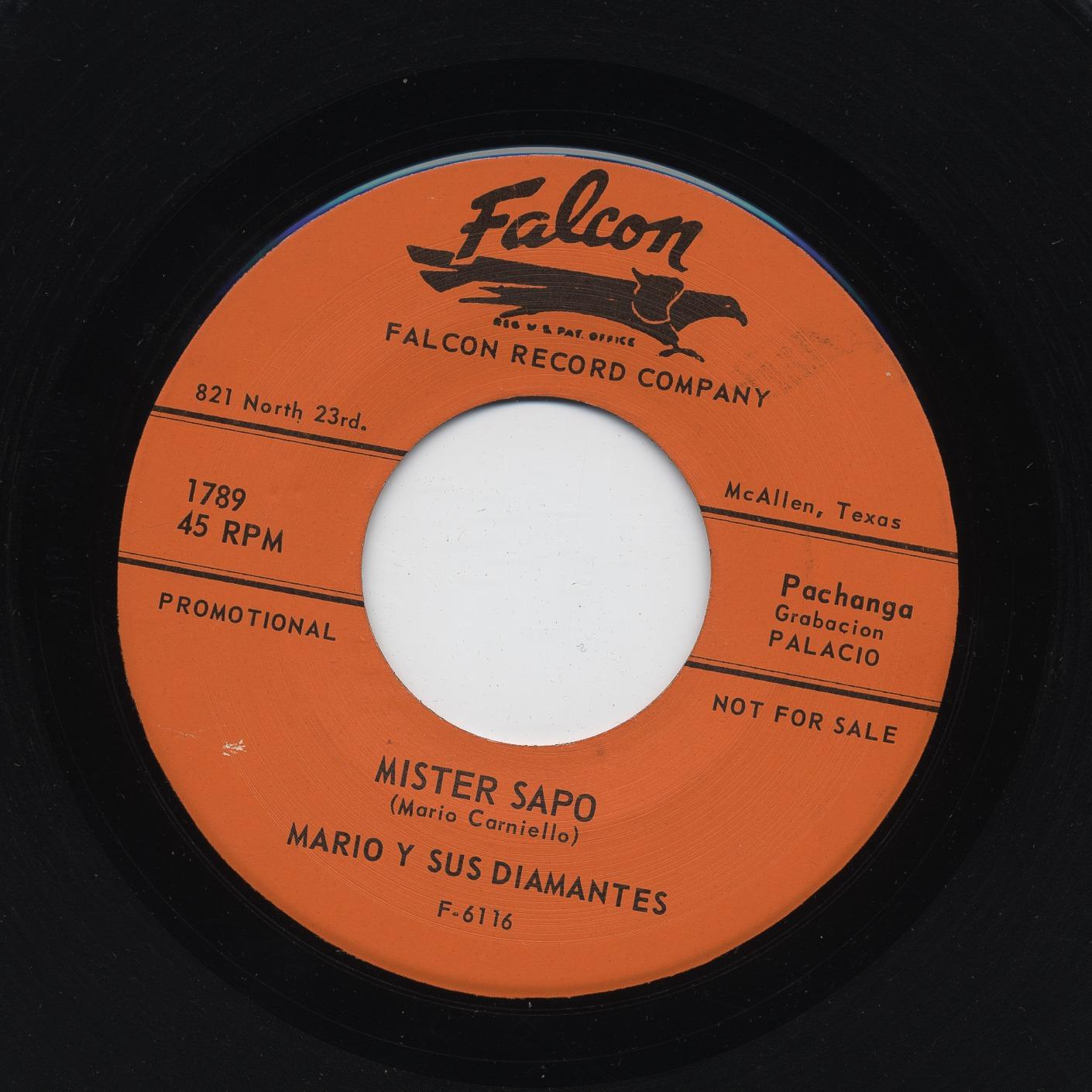 Mister Sapo | Frontera Project