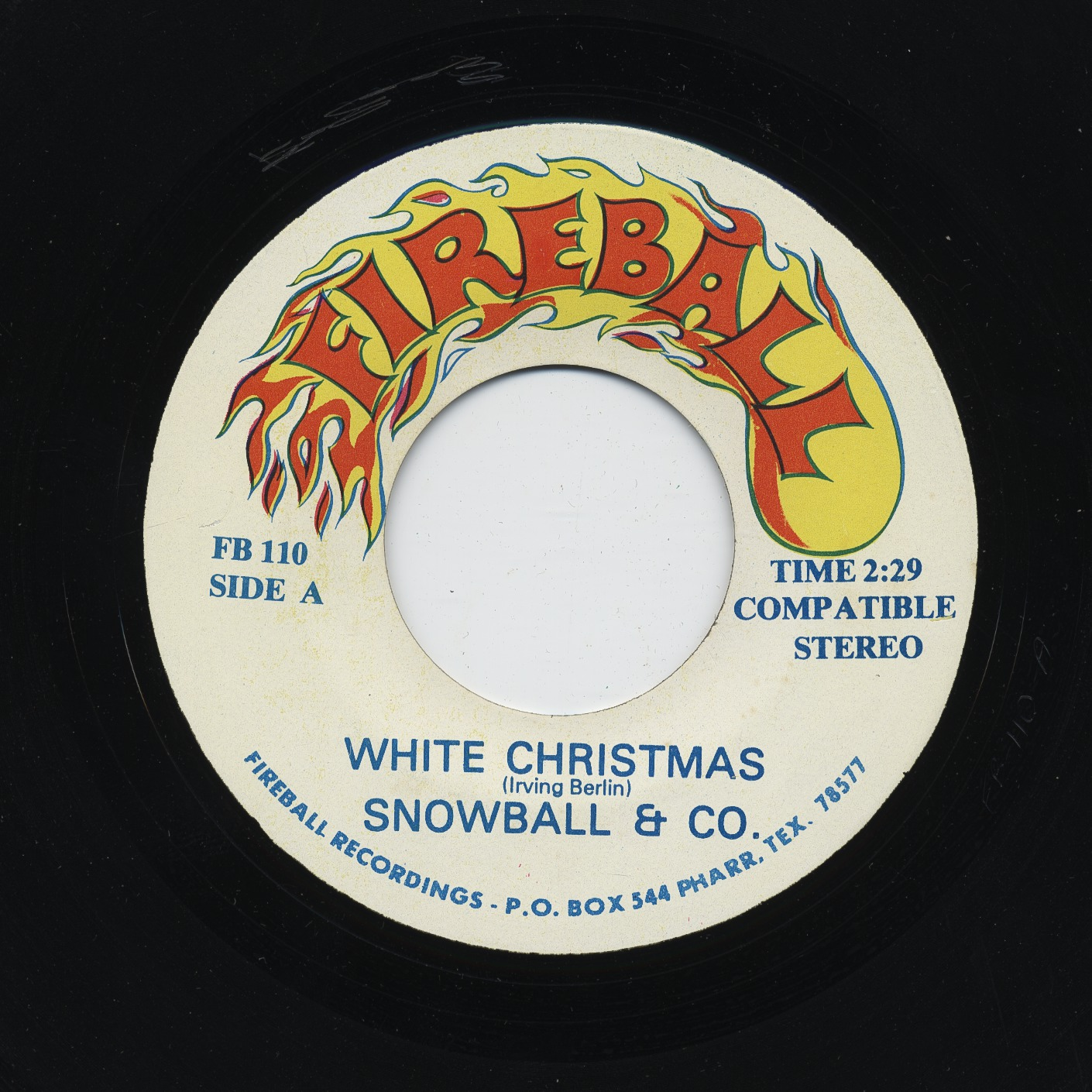 White Christmas | Frontera Project