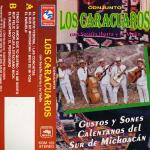 Front cover for the recording El Calentano