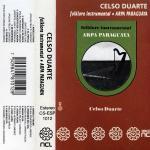 Front cover for the recording Concierto En La Llanura